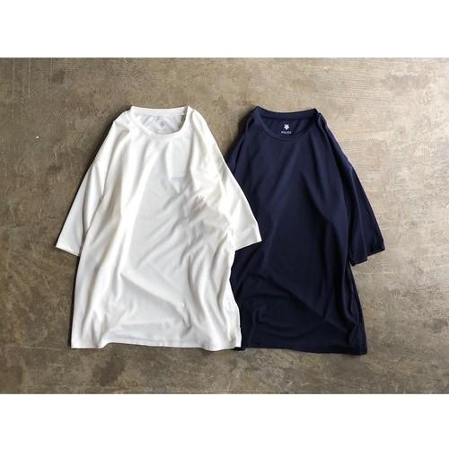 DESCENTE PAUSE(デサントポーズ) Zeroseam Big T-Shirt