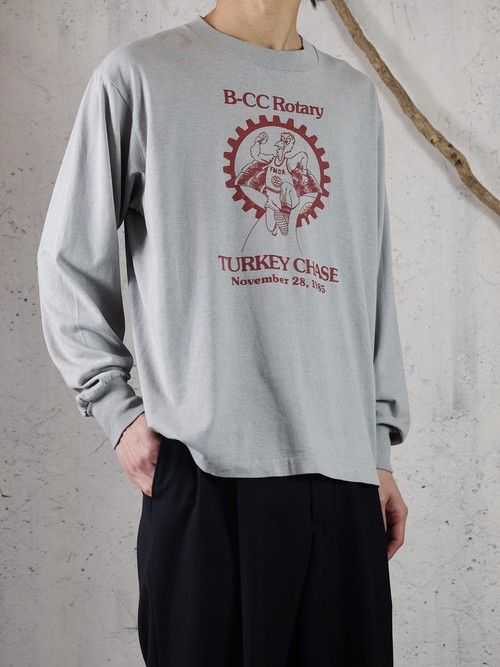 "old ""YMCA"" event L/S T-shirt"