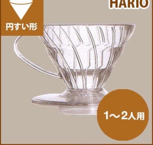 ハリオ V60コーヒードリッパー01