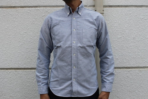 WORKERS / Modified Button Down Shirts