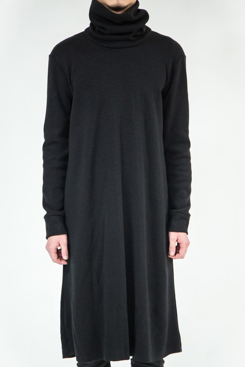 Highneck Super Long Knit