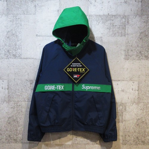 SUPREME 18AW GORE-TEX Court Jacket