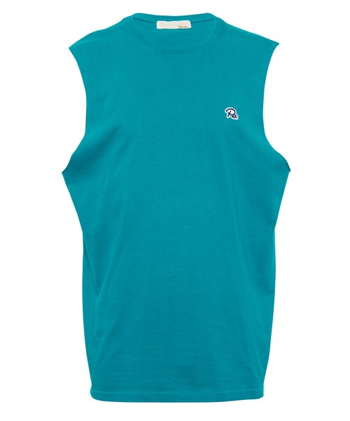 ONE POINT COLOR BIG NO SLEEVE[REC389]