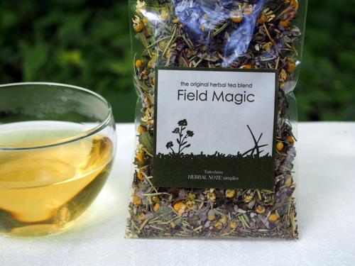 ハーブティー「Field Magic(フィールドマジック)」