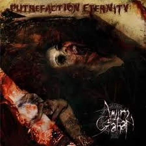 ANTIM GRAHAN - Putrefaction Eternity CDR