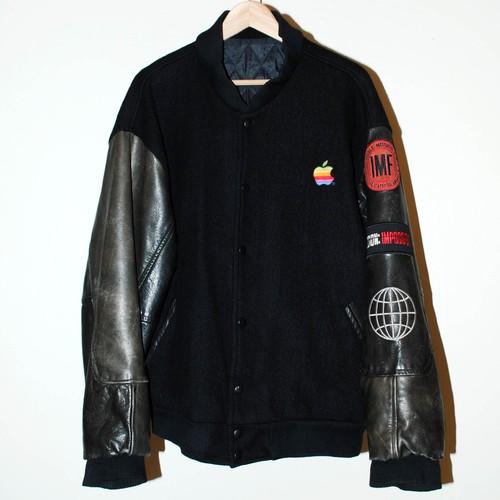 『Mission:Impossible x APPLE』 1996 Movie Crew Jacket