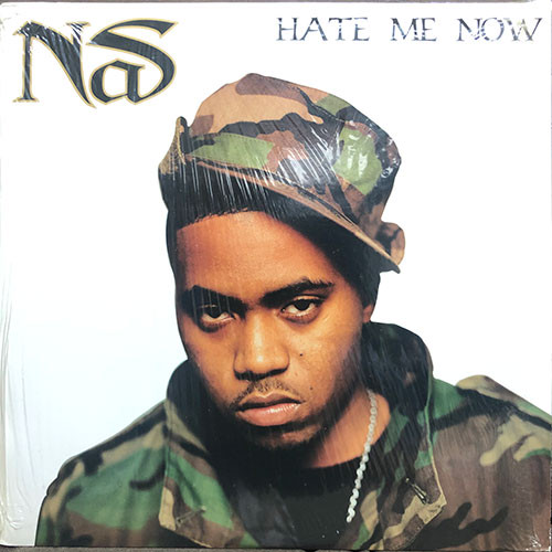 Nas - Hate Me Now feat. Puff Daddy (12inch) TRACKMASTERS [hiphop] 試聴 fps12067-24