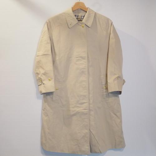 "Vintage Burberrys Balmacaan Coat Size10 ""Made in England,1 Panel Sleeve"""