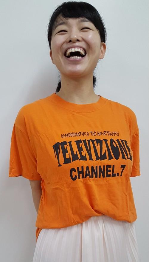 Tシャツ 「電動夏子高松塾」