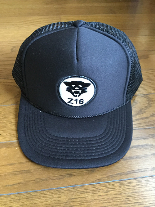 "THE ZOOT16 ""Panther Logo Wappen""  Mesh CAP"