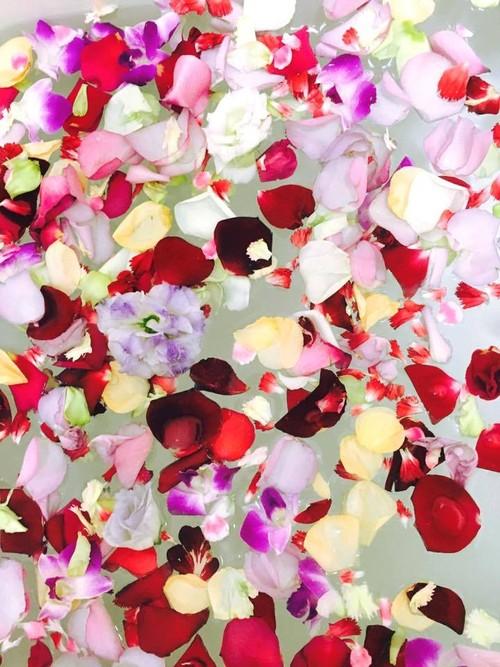 お花弁 リッチフラワーバス♪