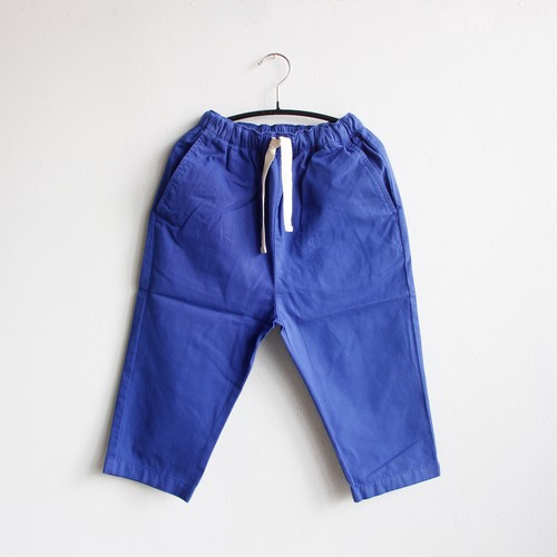 《main story 2020SS》Relaxed Pant / Deep Ultramarine