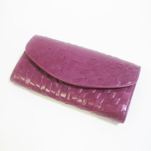 イントレロングウォレット <Purple>