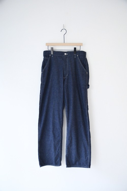【ORDINARY FITS】PAINTER PANTS ONEWASH/OF-P042OW