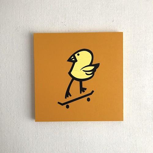 KILLY BIRD WOOD PANEL EDITION 1~20