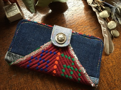 afghan embroidery iPhone case for 6-8