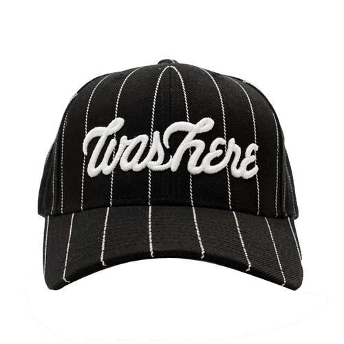 WWWTYO WasHere BASEBALL CAP (BLACK)