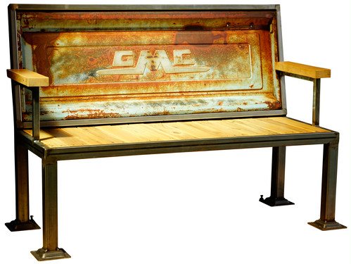 【L-LINE】GMC RUSTED