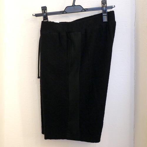 Jacquqrd Pile Shorts Navy