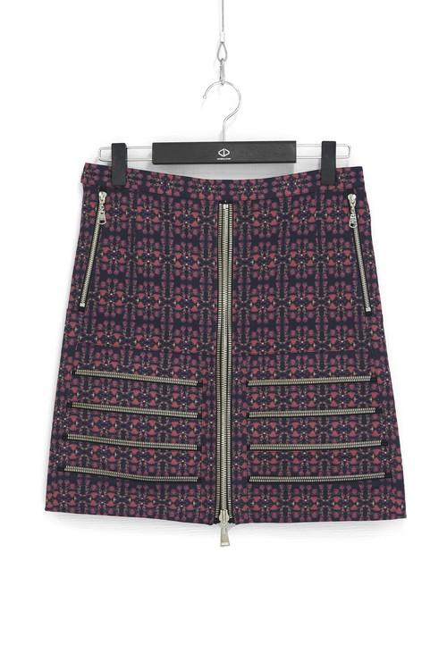 Armor Apron Skirt [Red Pattern]