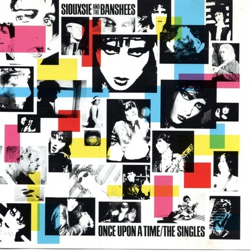 【CD・米盤】Siouxsie and The Banshees / Once Upon A Time