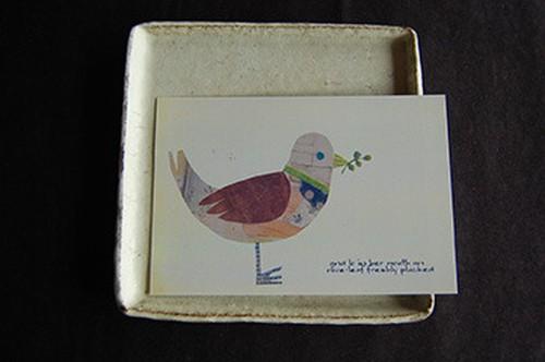 カード(Emu)「Luck Bird」