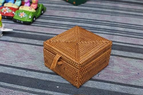 アタ細工 小さい箱 小銭入れ アクセサリーケース