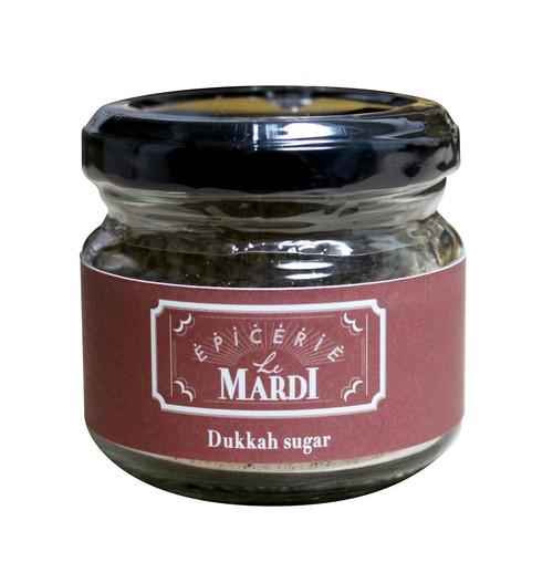 Dukkah Sugar