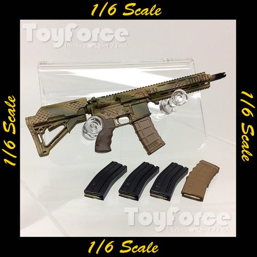 【05372】 1/6 L119A2 IUR ライフル 武器 E&S
