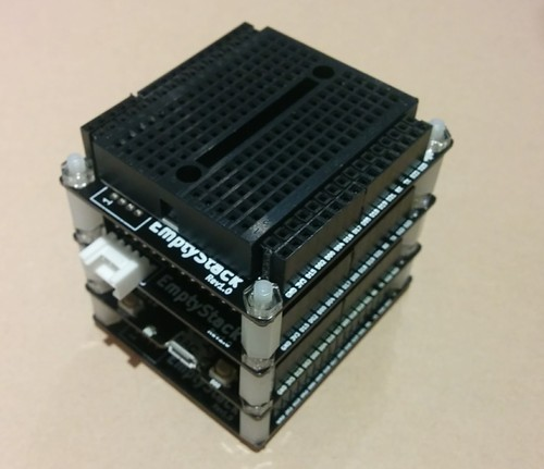 ESP32Stack + EmptyStack3つ セット