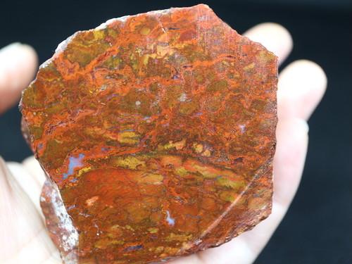 自主採掘!カリフォルニア産 ラビックジャスパー  259g LVJ003 鉱物 天然石 原石 パワーストーン