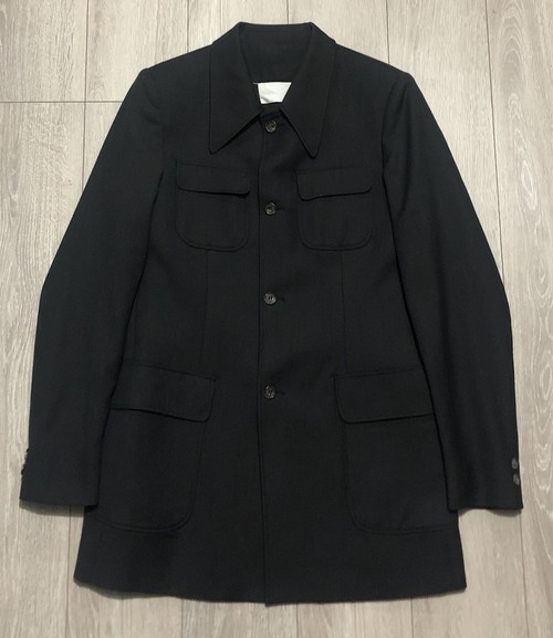 1990s MARTIN MAEGIELA PIN STRIPED JACKET