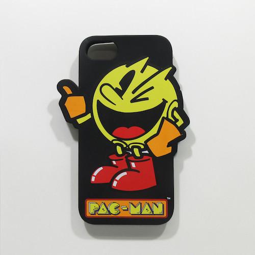 PAC-MAN / シリコンカバー (パックマン黒)