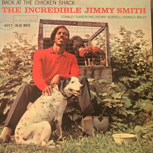 JIMMY SMITH / BACK AT THE CHICKEN SHACK (1963)