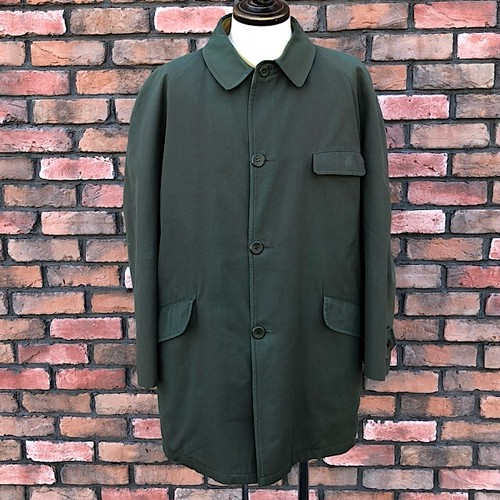 1970s Nonpareil P&O Mac / Raincoat Made in England 42