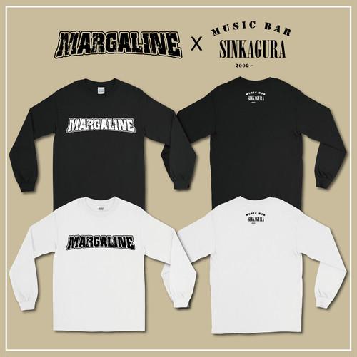 【※受注】MARGALINE / Long Sleeve T-shirts