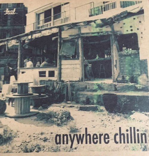 anywhere chillin-和歌山Version-