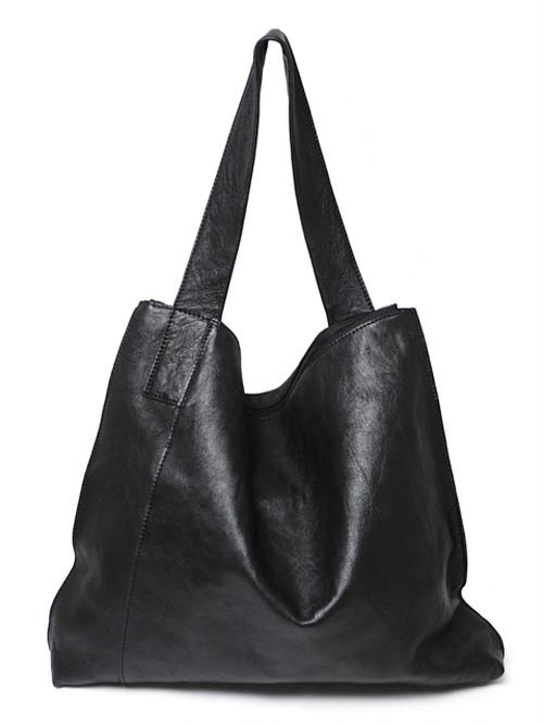 Leather shoulder bag 'simple' ショルダーバッグ 156ABG03