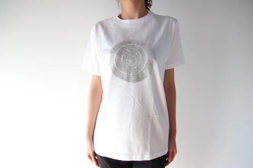 半袖Tシャツ(梅田哲也イン別府)丸井戸