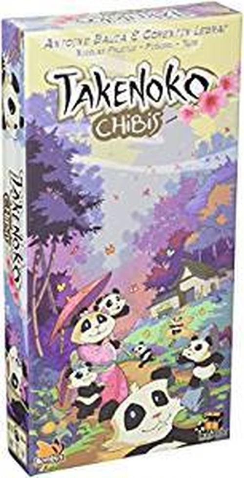 タケノコ拡張 Chibis(和訳付き)