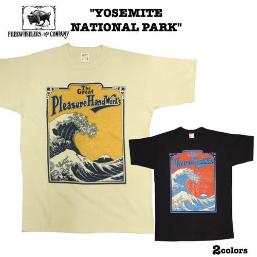 """YOSEMITE NATIONAL PARK""  FREEWHEELERS/フリーホイーラーズ POWER WEAR Lot 1925010 2colors"