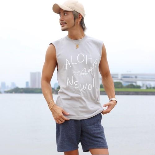 ALOHA Nosleeve《L-Gray》