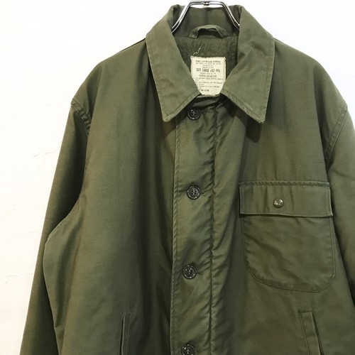【USED】70's VINTAGE A2 フィールドジャケット