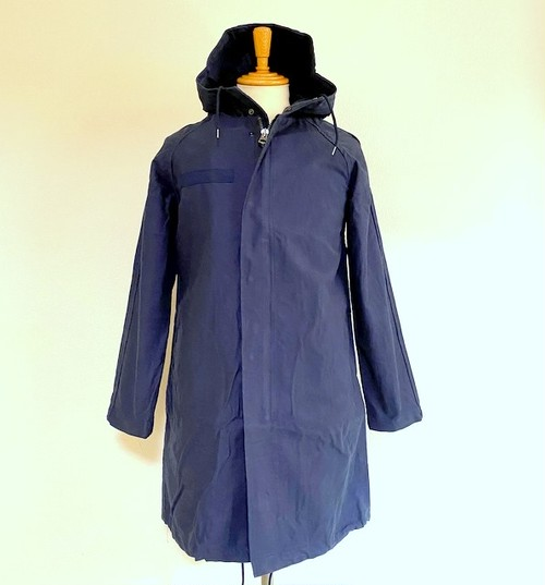 Mods Coat Navy