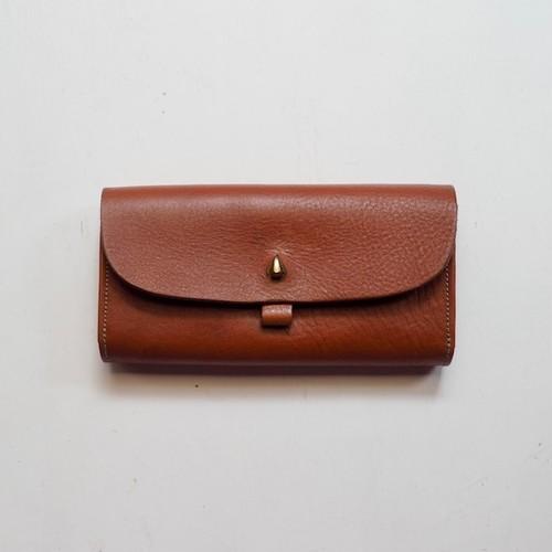 :octavus   Long Wallet - aruco 07 CA / 長財布 キャメル