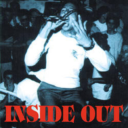 【USED】INSIDE OUT / NO SPIRITUAL SURRENDER