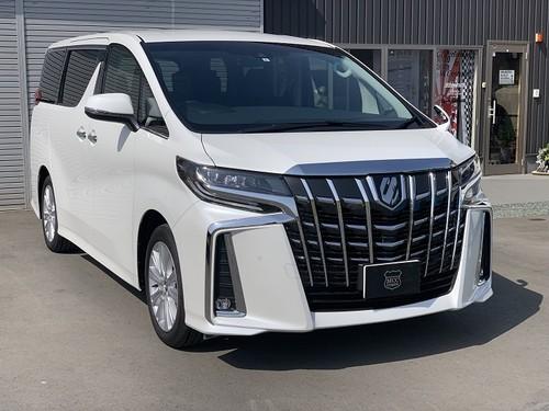 トヨタ アルファード 新車   2.5 S 8人乗り 両側電動スライドドア