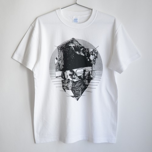 roph recordings T-shirts white