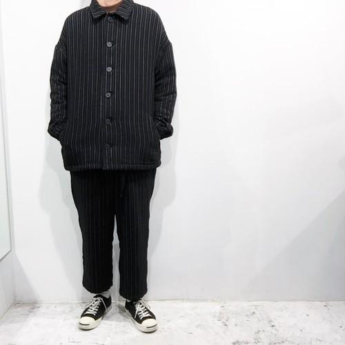 YOKO SAKAMOTO 【ヨウコサカモト】GAUZE COACH JACKET