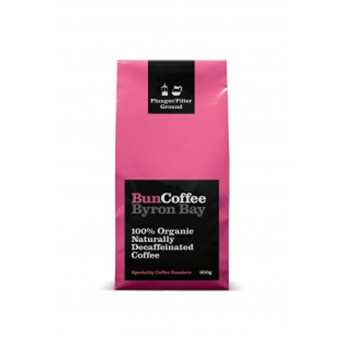 (ピンク) 100% Organic Naturally Decaffeinated Coffee